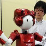 Emiew: un robot bromista y analista de reacciones