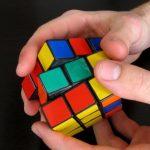 """El cubo """"mágico"""" de Rubik cumple 40 años"""