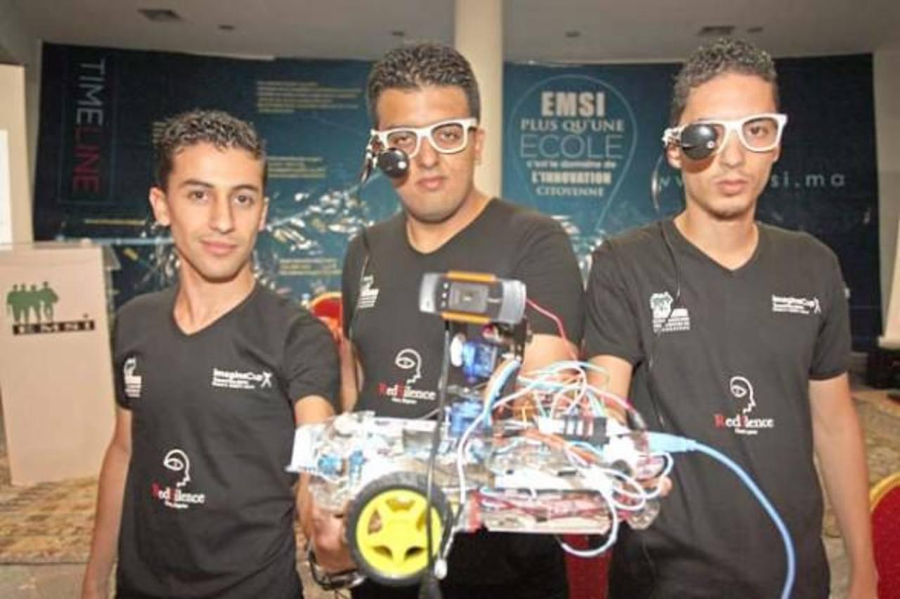 Por su innovadora tecnología, el equipo participará en una competencia de Microsoftel próximo 31 de mayo. Foto