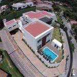 Esta es la mansión con la que vinculan a presidente Funes