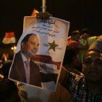 Al Sisi gana elección presidencial en Egipto