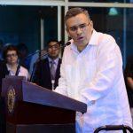 FMLN anuncia respaldo a Mauricio Funes en caso de demandas
