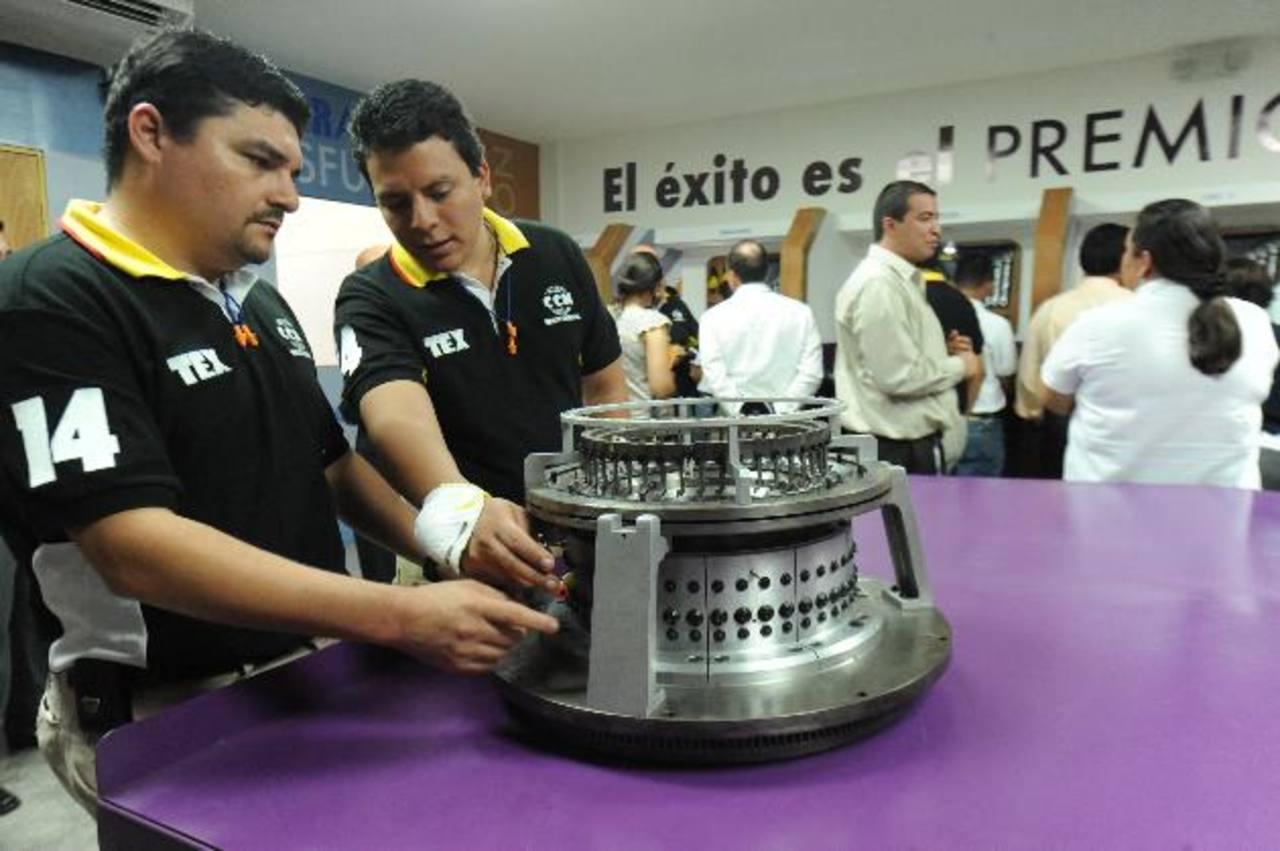 La escuela permitirá a los empleados mejorar sus habilidades. Foto EDH/ Lissette Monterrosa