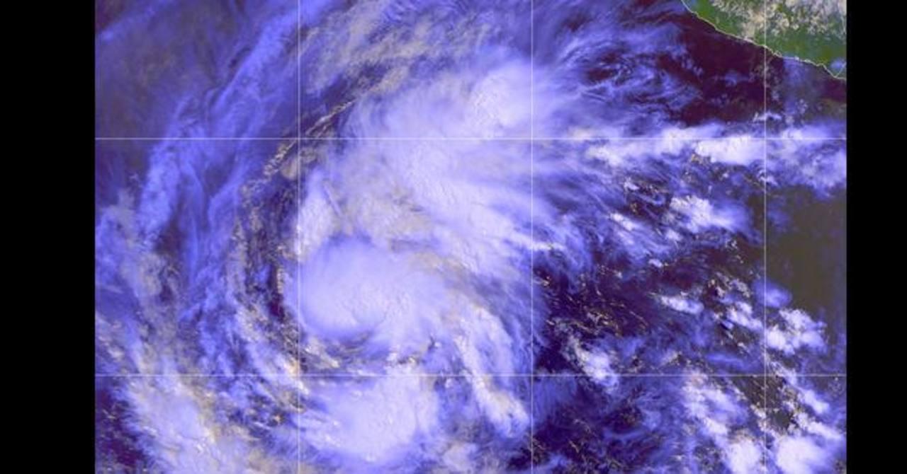 Tormenta Amanda se convierte en huracán