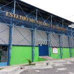 El Estadio Las Delicias se remodeló con fondos destinados para el alto rendimiento. Foto / EDH