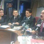 ARENA reitera que no dará sus votos a bonos e impuestos