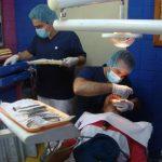 Entre los discapacitados hay incidencia de males periodontales y caries avanzadas.