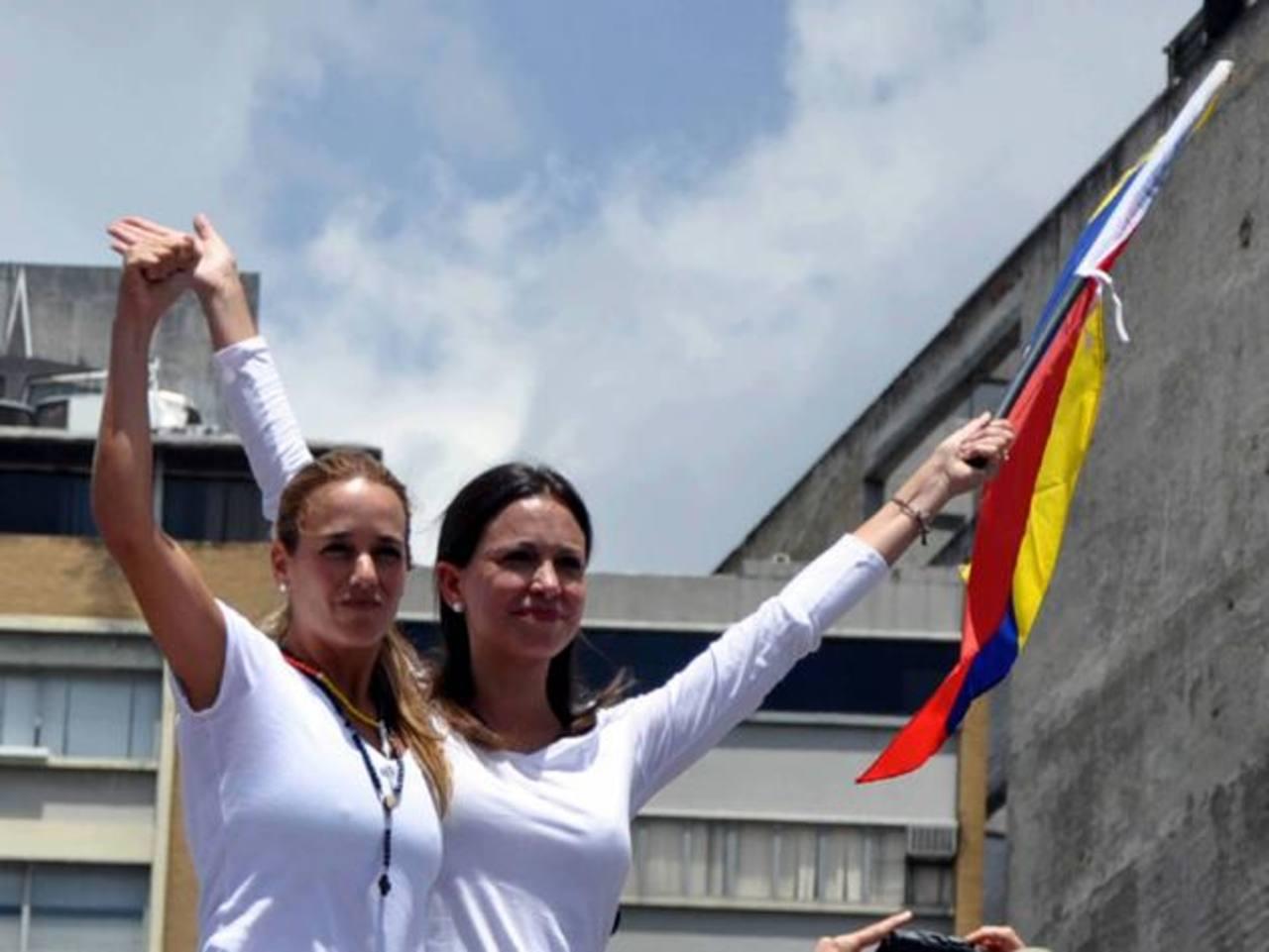 """Oposición pide a UE que se pronuncie contra """"represión"""" de Maduro"""