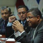Interpol Panamá pide orden de extradición de Flores, dice Perdomo