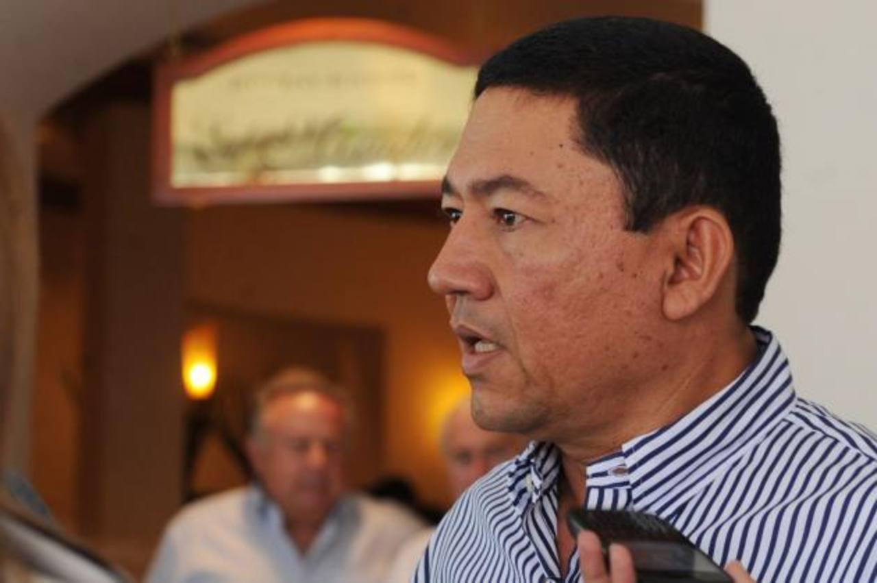 Will Salgado dice que presidente de Corte de Cuentas le niega finiquito por capricho