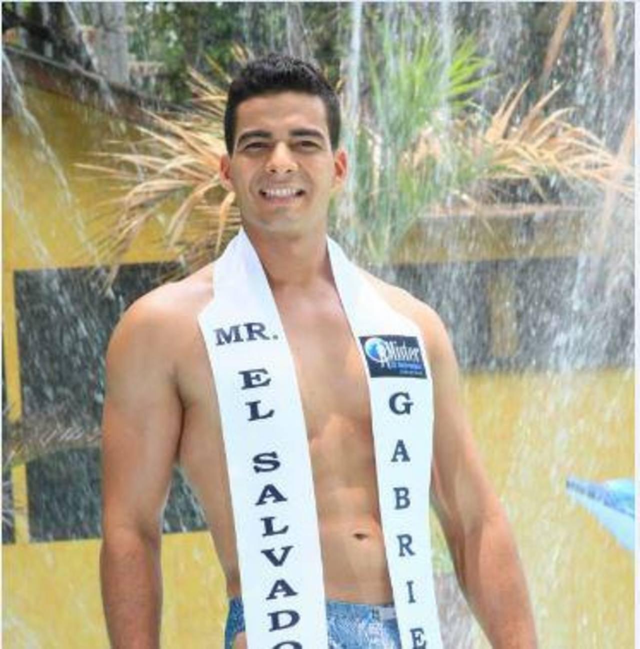 Gabriel Polanco, el nuevo MR. El Salvador