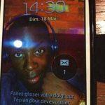 El francés Germain Ibrahim Fofana, de 27 años, es sospechoso de robar en una joyería, según la policía británica.