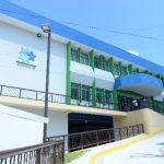 Fachada del edificio de Consulta Externa del hospital Benjamín Bloom. Foto EDH / archivo
