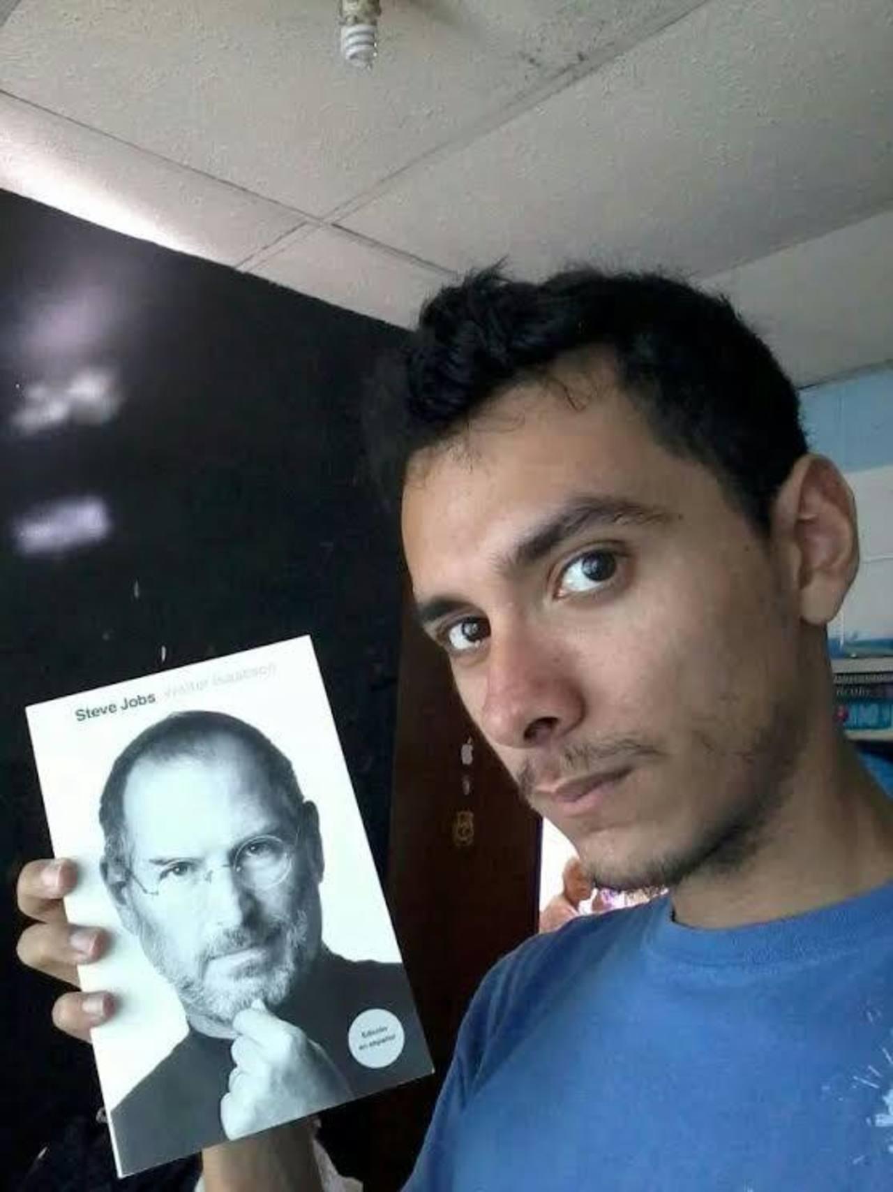 A José Mauricio Pocasangre, de 25 años, lo mataron por robarle su celular. Foto EDH / Cortesía