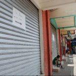 Es frecuente que muchos pequeños negocios suspendan actividades debido a las amenazas y extorsiones que realizan los pandilleros criminales.