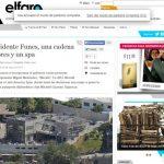 """El Faro publica una investigación donde se vincula a funcionarios en una """"cadena de favores"""". Foto edh / ARCHIVO"""