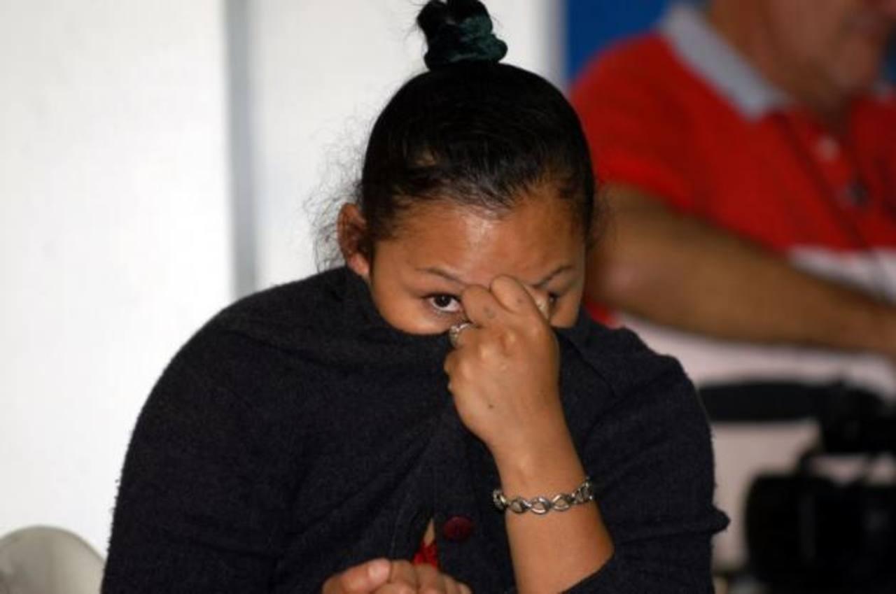Supuesta pandillera de la MS detenida con cuenta millonaria en Guatemala