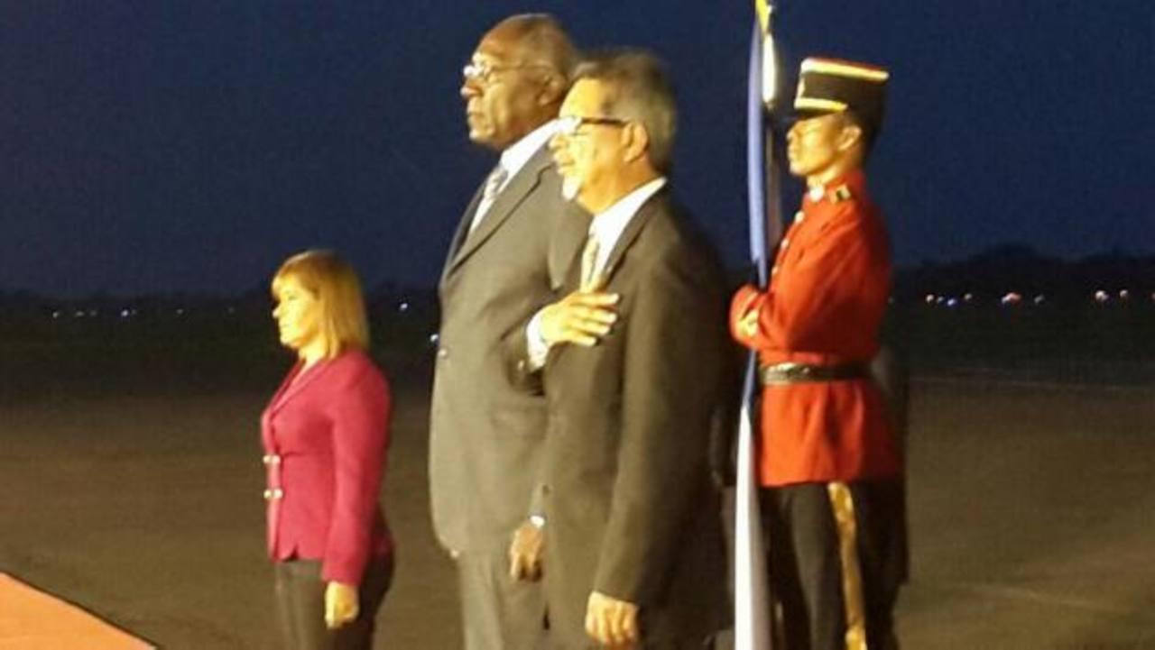 Representantes de Cuba y Argentina llegan al país para traspaso de mando
