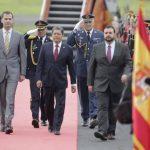 Delegaciones llegan a toma de posesión de Salvador Sánchez Cerén