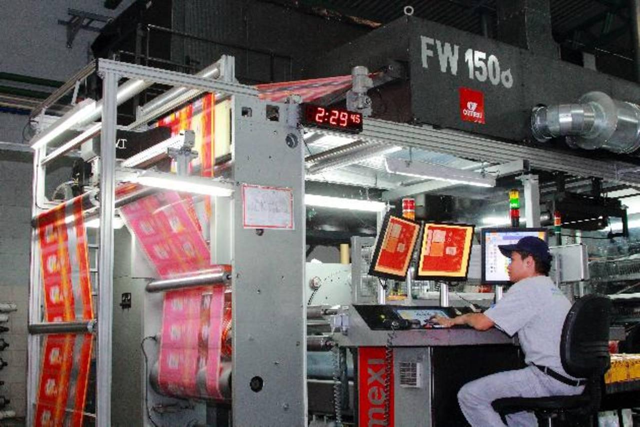 La industria se ha destacado por su calidad de servicio y de recurso humano, ofreciendo productos de calidad a sus clientes. foto edh / CORTESÍA TERMOENCOGIBLES
