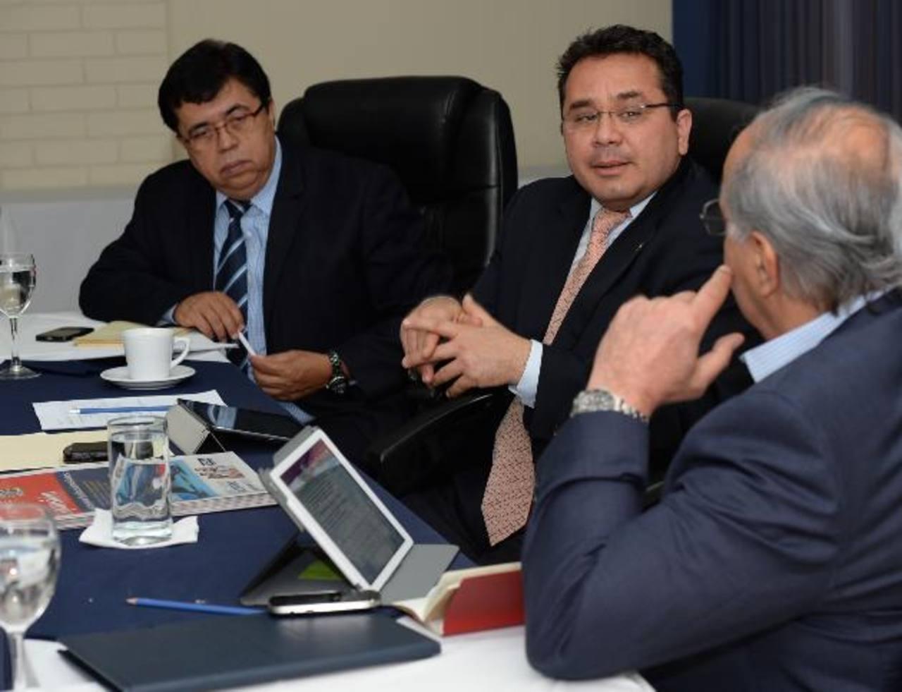 La empresa privada espera establecer un diálogo sincero y transparente, alejado de la actitud del presidente Mauricio Funes, que mantuvo una actitud hostil hacia el sector foto EDH / archivo