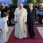 El Papa y ministro israelí discuten sobre lengua madre de Jesús