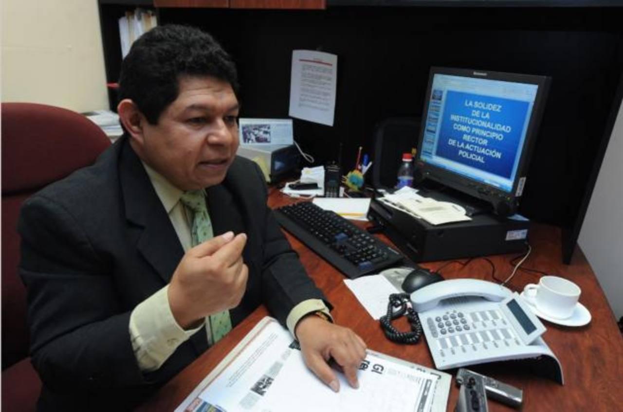 Benito Lara dice que investigarán quiénes quieren desestabilizar al nuevo gobierno
