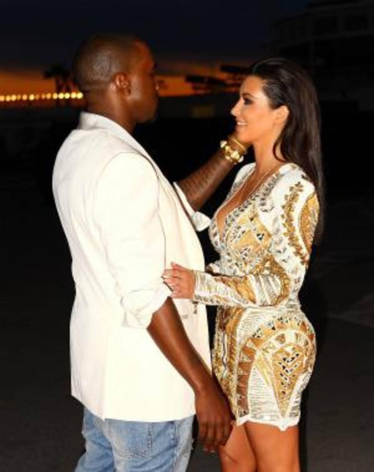 Se casaron Kim Kardashian y Kanye West