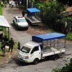Asesinan a motorista y cobrador de un pick up en Ilobasco