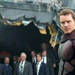 "Imagen del actor Michael Fassbender en la cinta de Fox y Marvel ""X-Men: Days of Future Past""."