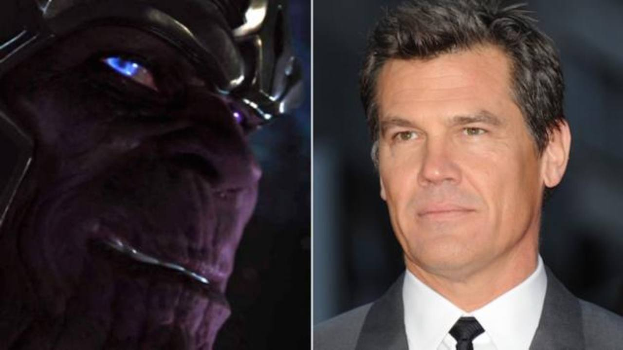 Josh Brolin interpretará a Thanos en 'Guardianes de la galaxia'