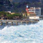 MARN advierte de olas más rápidas y altas en la costa salvadoreña