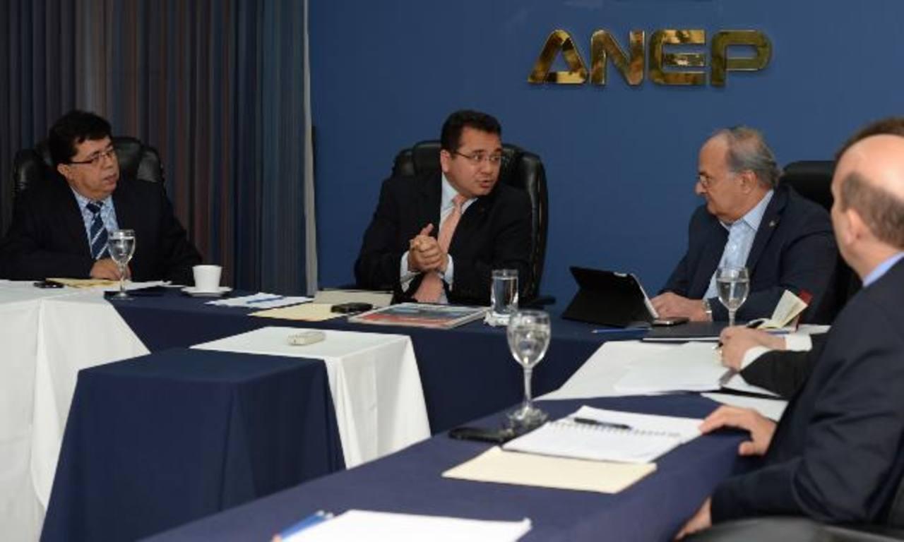 ANEP y gobierno electo discutirán reforma fiscal