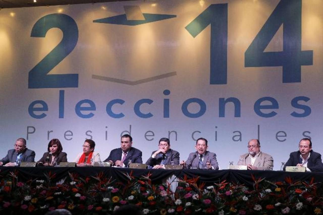 Las autoridades del Tribunal Supremo Electoral (TSE), en especial su presidente, Eugenio Chicas, pujan porque los Registros de Estado Familiar de las alcaldías pasen a manos del Registro Nacional de Personas Naturales (RNPN).La depuración del registr
