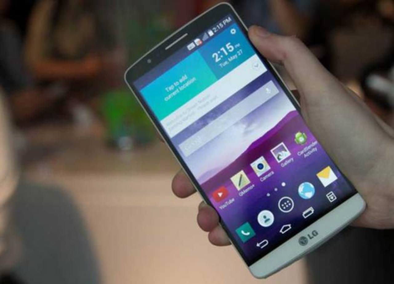 Lanzan LG G3 con la pantalla de mayor resolución del mercado