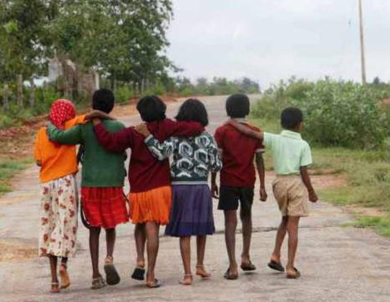 Obligan a niños a practicar sexo en la India