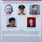 El gobierno de los Estados Unidos acusa a cinco militares chinos por su participación en el robo de secretos que pueden valer miles de millones de dólares. foto edh / ap