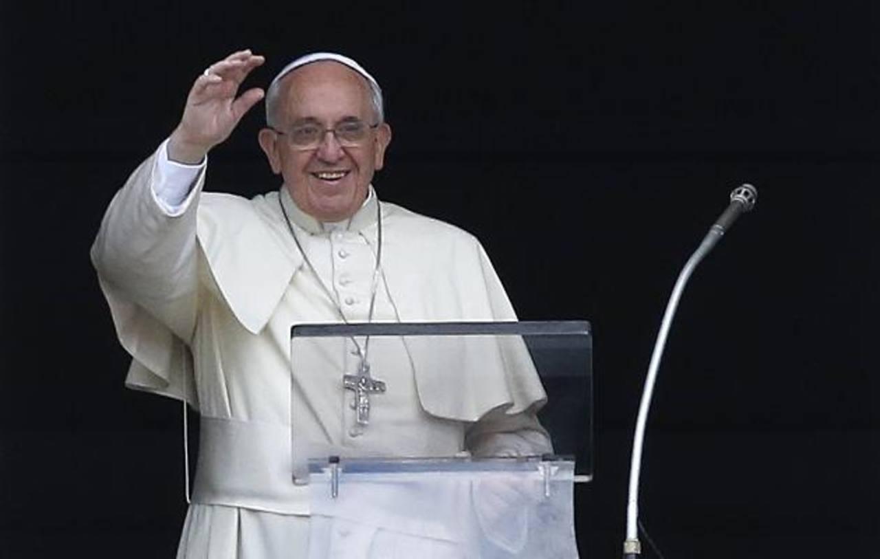 Misericordia y más misericordia solicitó el Papa Francisco para los pecadores. foto edh