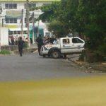 Policía frustra asalto en agencia bancaria en San Miguel