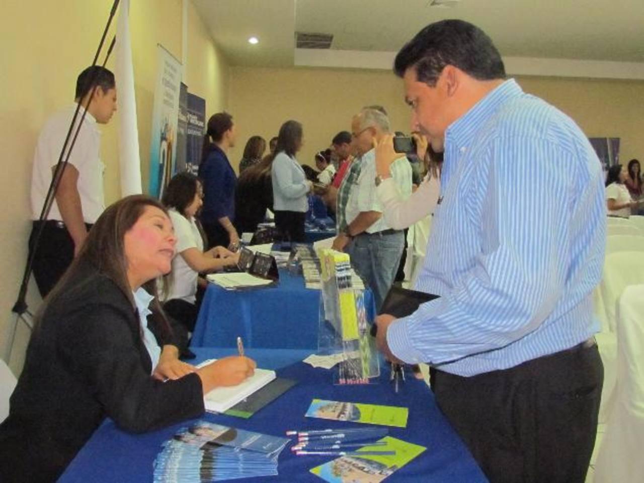 Son $6 millones los que están disponibles para las empresas interesadas en recibir la ayuda. Foto edh / MAURICIO GUEVARA