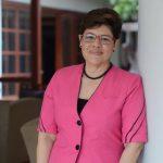 Mirna Liévano de Marques, prosecretaria del Banco Interamericano de Desarrollo (BID), economista salvadoreña y exministra de Planificación y Desarrollo. Foto MAURICIO CÁCERES
