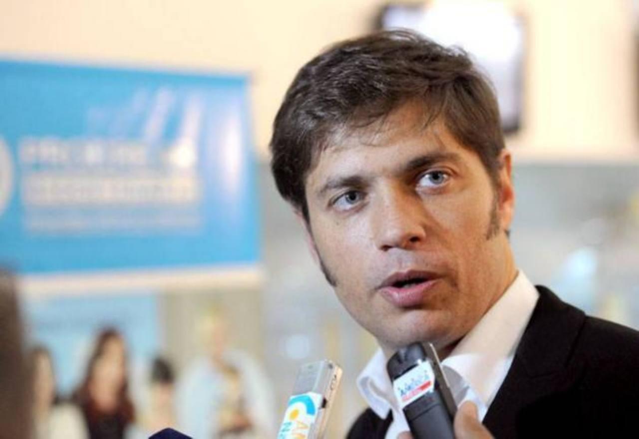 Axel Kicillof, ministro de Economía de Argentina, de 42 años, asumió el 20 de noviembre de 2013.
