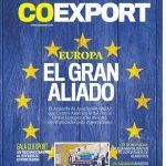 Acuerdos y oportunidades de exportación son los temas de la revista. Foto EDH/Cortesía