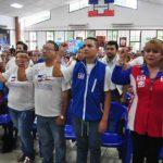 En la Asamblea General extraordinaria se avaló que en 30 días se creara el reglamento interno para elegir a los candidatos.