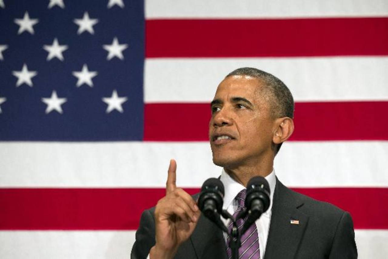 La Corte Suprema de Justicia estadounidense falló ayer contra el presidente de EE. UU., Barack Obama, por el abuso de sus poderes ejecutivos. foto edh / ap