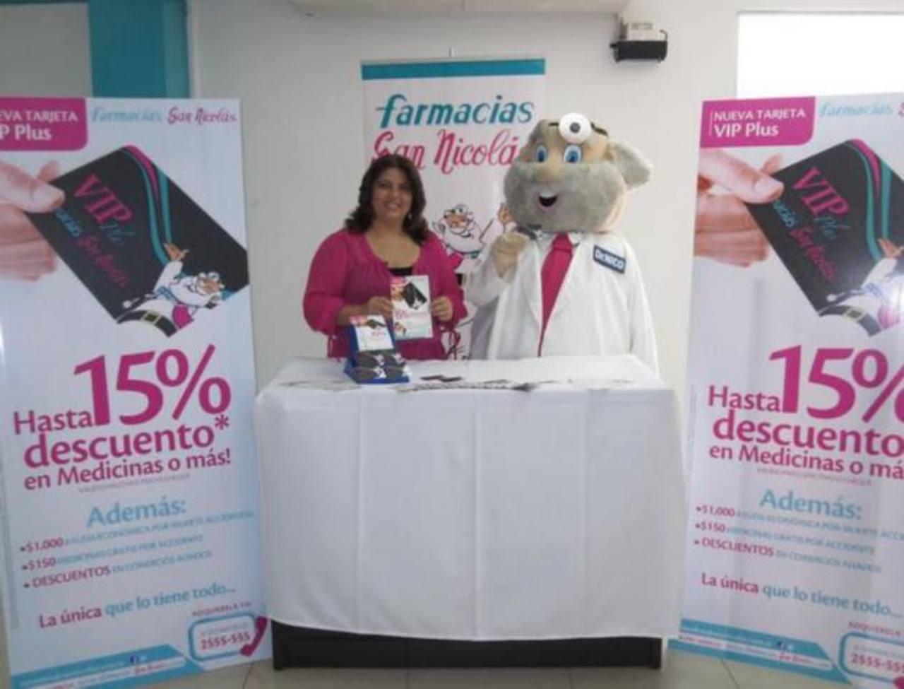 Farmacias San Nicolás renueva su imagen y amplia beneficios en tarjeta cliente