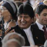 Evo Morales gobierna Bolivia desde 2006 y ayer presentó su propuesta de Gobierno, de ganar los comicios de octubre. Foto EDH