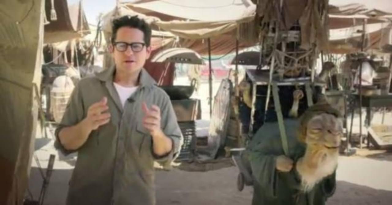 Las imágenes corresponderían a las escenas que se desarrollan en el planeta Tatooine