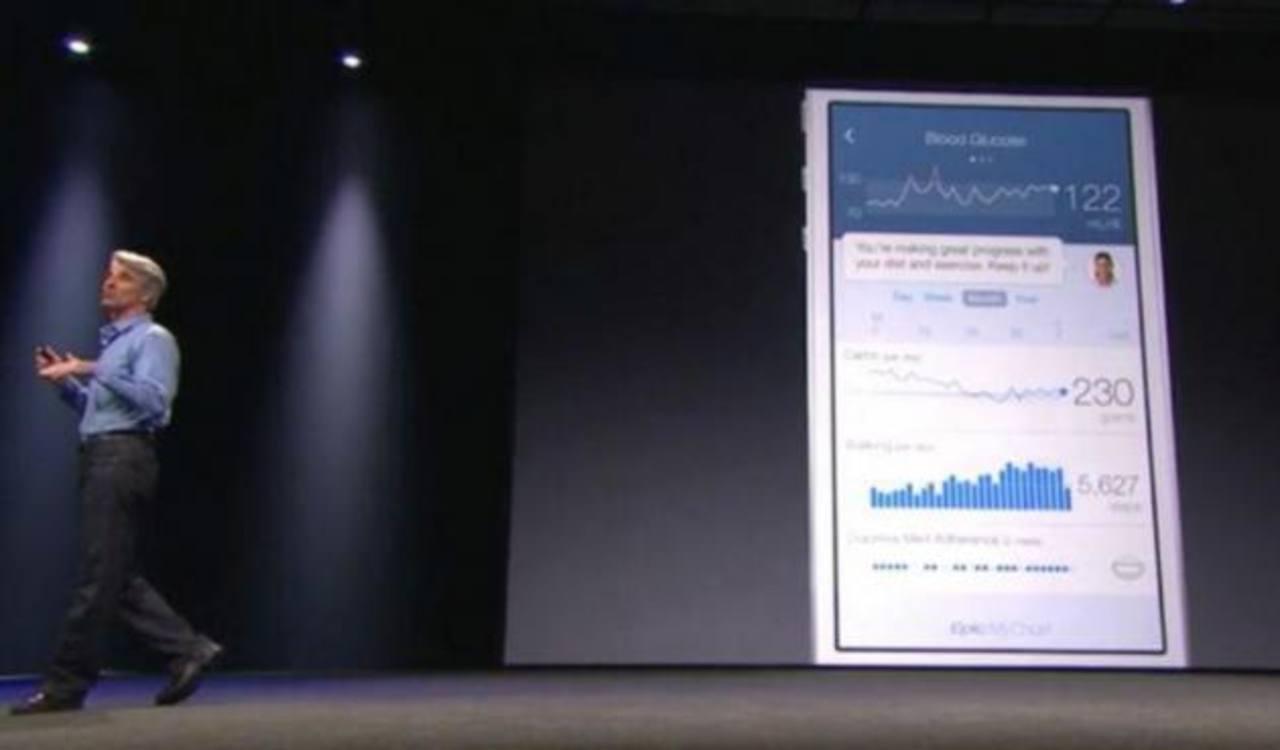 """Apple presenta """"Healthkit"""" y muestra sus ambiciones en salud móvil"""