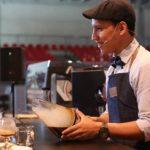 Salvadoreño clasifica a semifinales de campeonato mundial de baristas